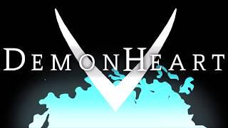 DemonHeart(animierte wolf-Serie) Eröffnung - (Verschrottet/Unvollendet) + DH-Serie-updates