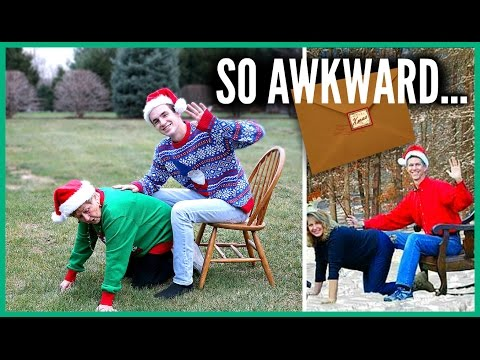 recreating-awkward-christmas-cards-w/-my-grandma