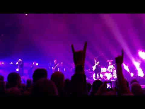Ritchie Blackmore's Rainbow - Man On the Silver Mountain (+ Woman From Tokyo) - Helsinki 13.4.2018