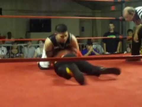 Copy of GCW Abbeville  Zero Gravity Champion Mexican Giant vs Jordan JAA