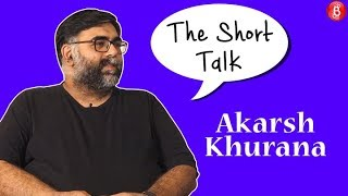 The Short Talk: 'Karwaan' director Akarsh Khurana gets chatty with Bollywood Bubble