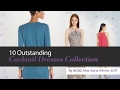 10 Outstanding Cocktail Dresses Collection By BCBG Max Azria Winter 2017