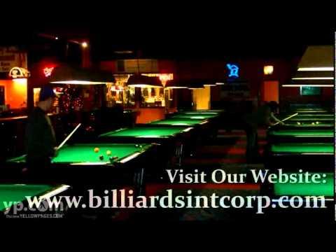 Pool Tables | Atlanta GA