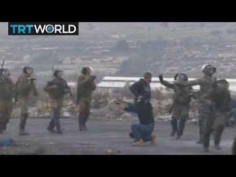Future of Jerusalem: TRT World's Strait Talk presenter got caught up in the violence in Ramallah