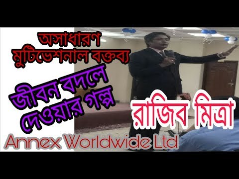 Rajib Mitra Motivational Lecture || Annex Icon Associates Ctg #TWO-C