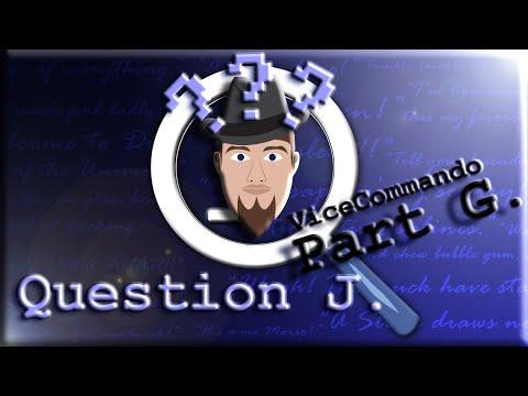 Question J - ViceCommando - 7th Saga - Part G - Go West!