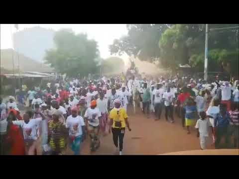 TV TABITAL PULAAKU GUINÉ BISSAU, JAƁƁO UMARO SISSOCO EMBALO GABÚ 2019