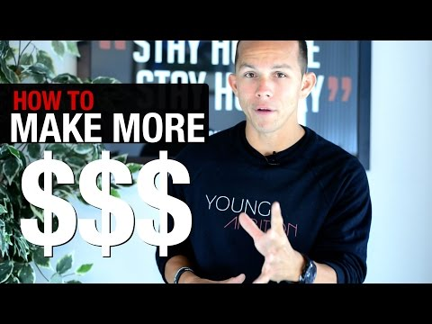 How To Make More Money: 8 Fail Proof Ways To Increase Your Income - EP #12