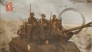 """ARMA 3 - WW2 - Africa Campaign - """"The Desert Rats"""""""