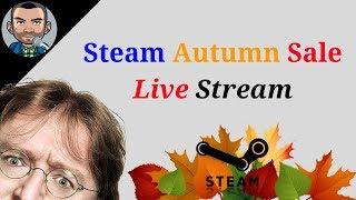 🔴 LIVE - Steam Autumn Sale 2018