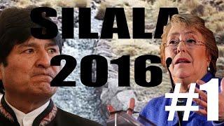 Bolivia vs Chile (Conflicto Silala) - 2016 Parte 1