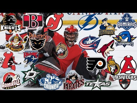 One Goalie, 22 Pro Teams - The Mike McKenna Story