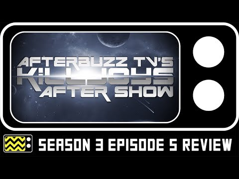 Killjoys Season 3 Episode 5 Review w/ Aaron Ashmore | AfterBuzz TV