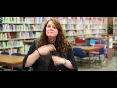 McGill Library – Washington School for the Deaf