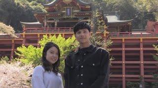NHKドラマ「ガタの国から」に主演する上白石萌音さんとティティ・マ...