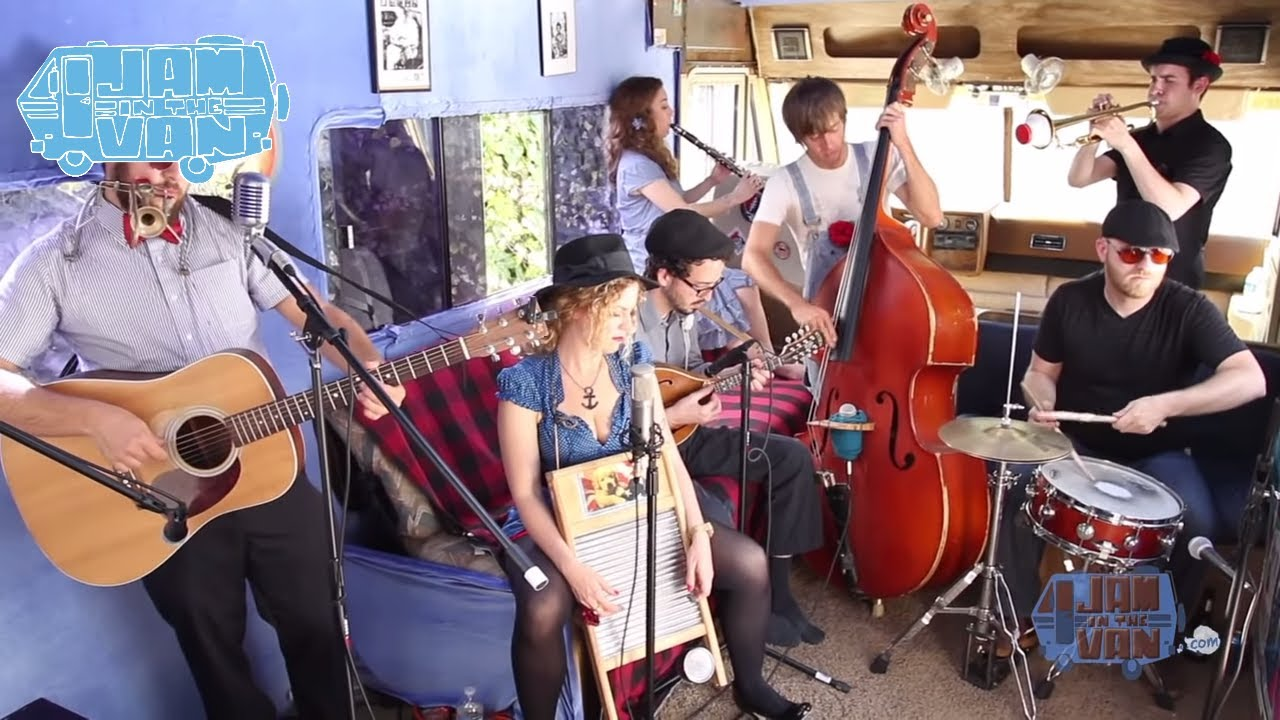 The Dustbowl Revival Nobody Knows You When Youre Down And Out Jaminthevan