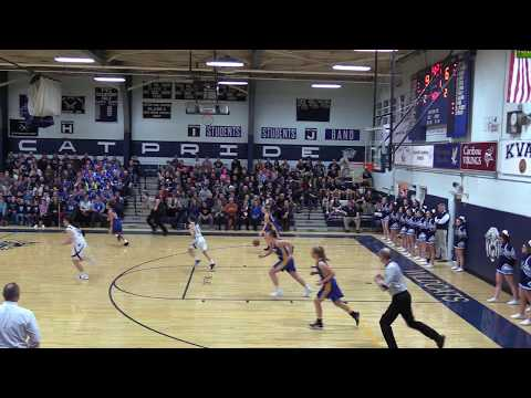 Hermon Hawks Varsity Girls vs Presque Isle High School Highlights