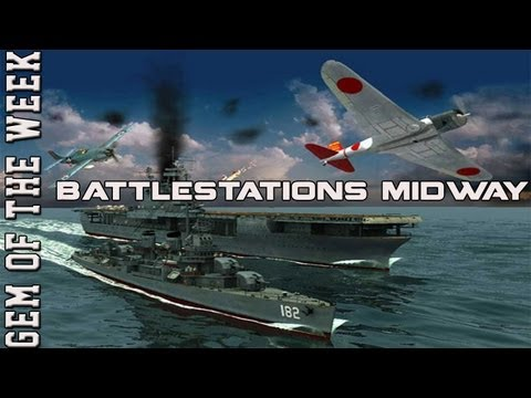 Battlestations Midway | Video Game Gem Of The Week | By Chewy219