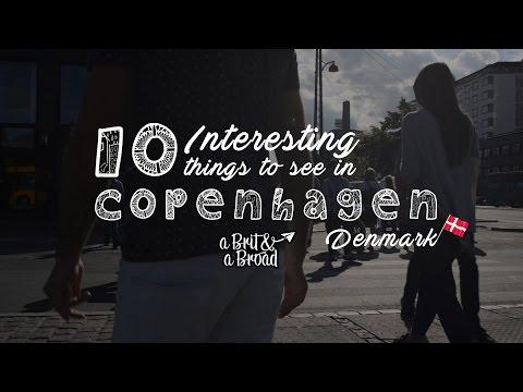 10 Amazing things to do in Copenhagen, Denmark