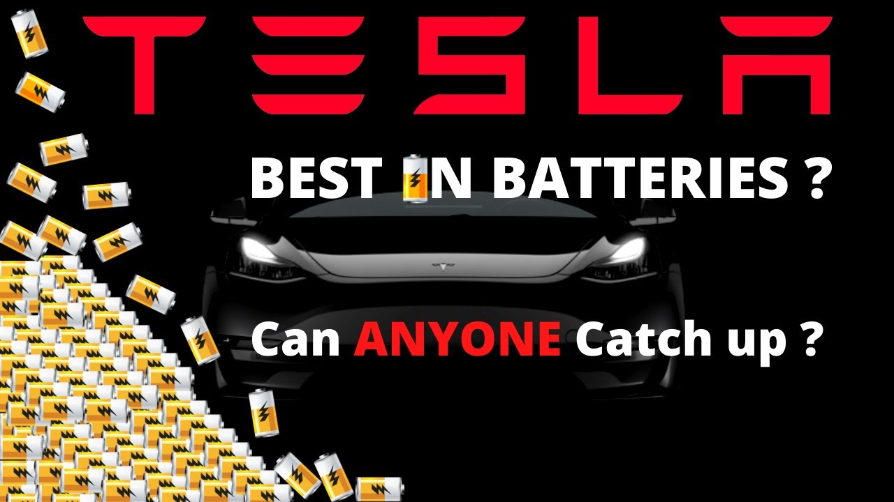 Tesla's quest for the best battery technology