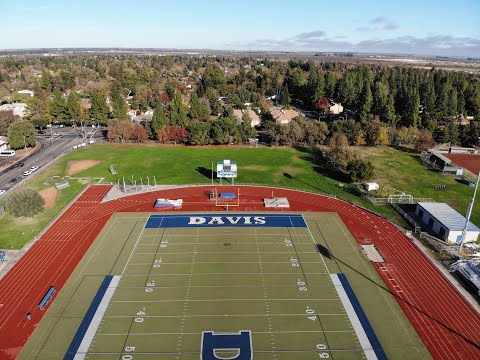 Davis Senior High School Receives Multi-sport Turf Upgrade