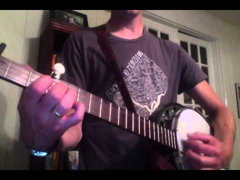 "Carrie and Lowell"" by Sufjan Stevens (Banjo Cover/adaptation ..."