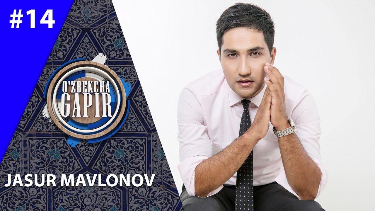 O'zbekcha gapir 14-son Jasur Mavlonov (02.08.2019)
