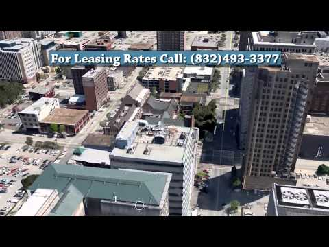 Downtown Houston CBD Best Value based on Office Leasing Rate