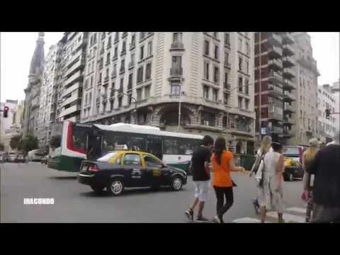 Paseando  por Buenos Aires -- Argentina ---2017