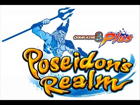 Ocean King 3 Plus: Poseidon's Realm Fish Game