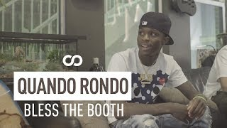 Quando Rondo — Bless The Booth Freestyle
