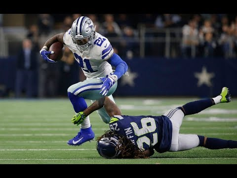 Seahawks vs. Cowboys  NFC Wild Card Game Highlights | NFL