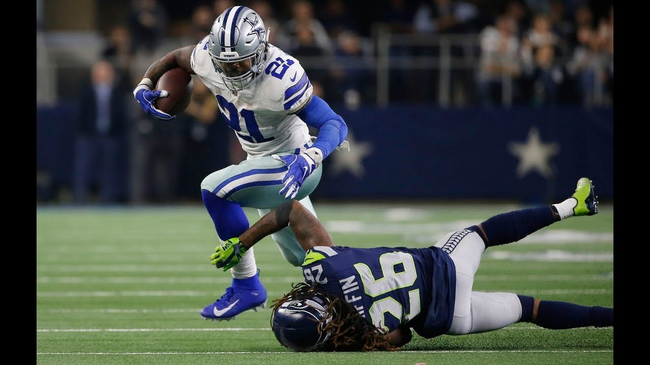 Seahawks vs. Cowboys 2018 NFC Wild Card Game Highlights | NFL