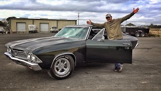 My Dream Car!! 1968 SS 427 Chevelle