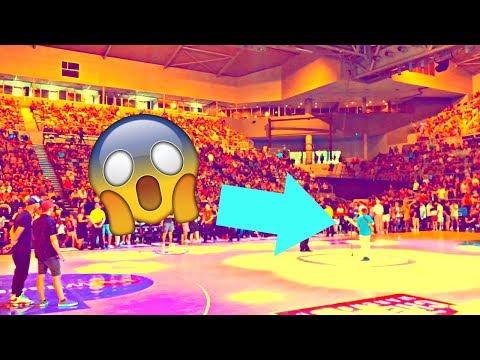 PERFORMING FOR 10,000 PEOPLE!! 😱 Mason Coutinho - Hisense Arena