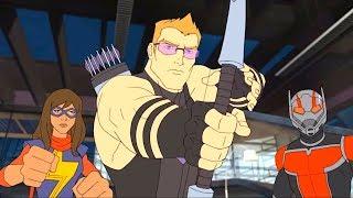 Марвел   Мстители: Секретные войны   Серия 19 Сезон 4 - Потусторонний мир