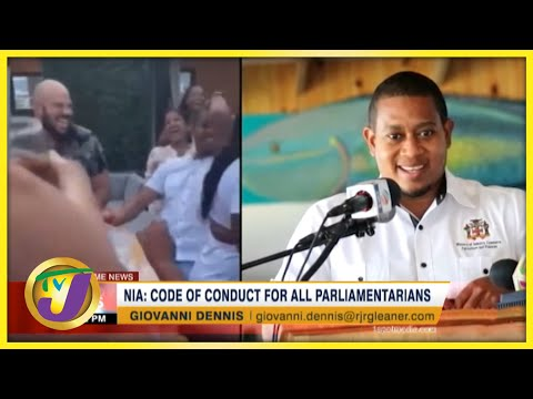 NIA: Code of Conduct for All Parliamentarians | TVJ News - Sept 18 2021