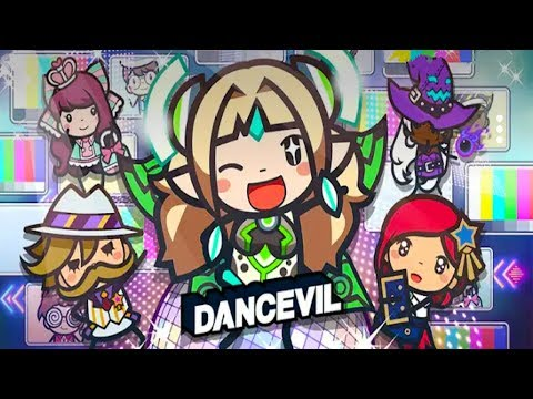 DANCEVIL Dance Game Android Gameplay (Early Access) ᴴᴰ