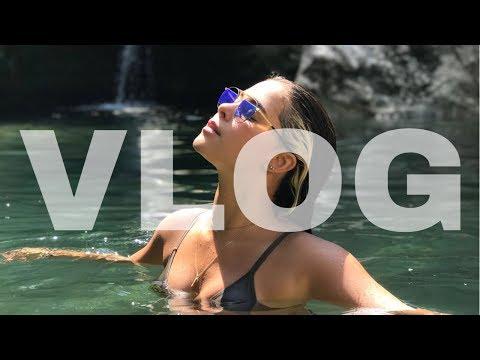 VLOG | Bayram Tatili | Şelale'de yüzdüm!