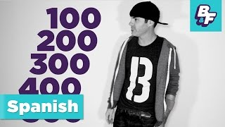 Скачать Count To 1000 In Spanish With BASHO FRIENDS Viewer S Choice