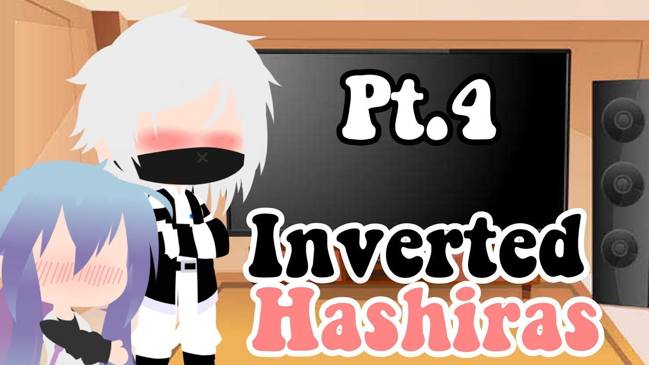 Hashira's react to tanjiro and friend funny moments (link in decs). Hashiras React To Nezuko & Tanjiro Inverted AU Part 4 ...