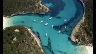 Mallorca - Vive el Mediterráneo(Video de promoción turística de la isla de Mallorca. http://www.illesbalears.es Mallorca es muchas islas en una, con fantasticos arenales, infinidad de calas y ..., 2016-02-08T13:56:07.000Z)