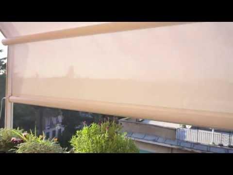 Tende Da Balcone Roma : Satev tende da sole roma m v youtube
