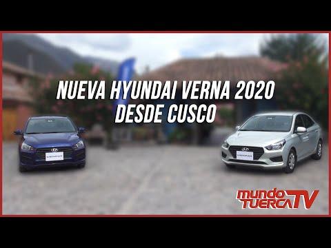 Nuevo HYUNDAI VERNA 2020