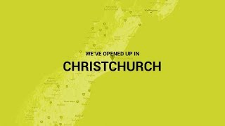 Rent a car in Christchurch - New Zealand ? We are opening a new Goldcar office
