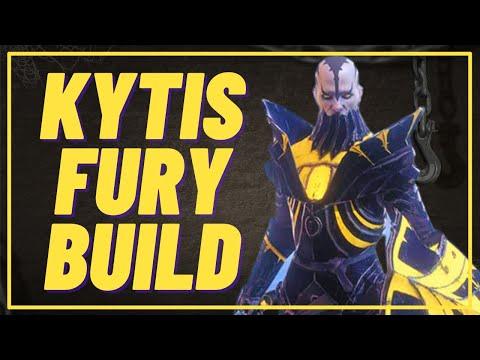 "KYTIS IS A ""SECRET SKILL"" MONSTER in FURY SET!!"