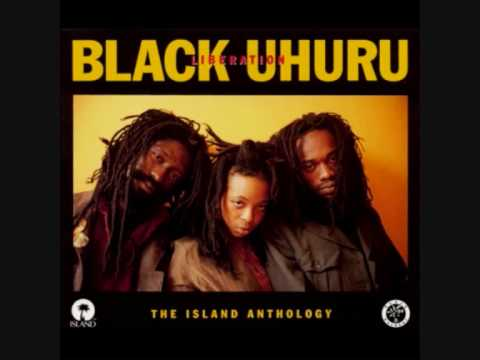 Black Uhuru - Black Uhuru Anthem (original mix)
