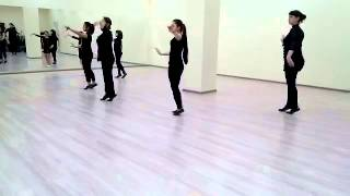 лезгинка для девушек-Школа танцев Эхо Кавказа. http://ehokavkaza.com/