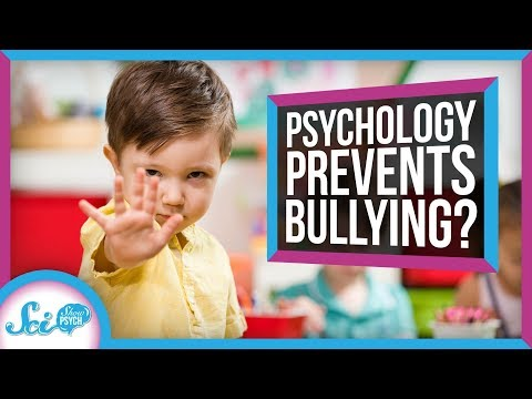 Can These Psychology Strategies Prevent Bullying?