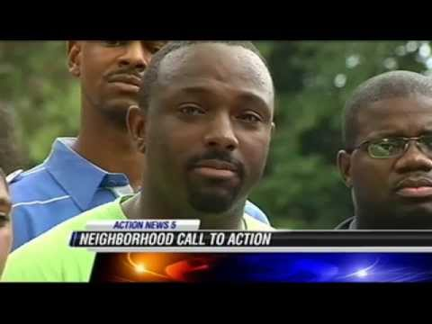 Frayser community refuses to be intimidated by crime   Action News 5   Memphis, Tennessee